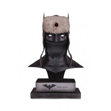 DC GALLERY RED SON BATMAN COWL @F