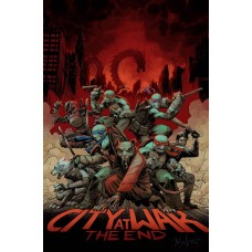 TMNT ONGOING #100 CVR A WACHTER (NOTE PRICE) @S