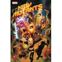 NEW MUTANTS #1 DX @S