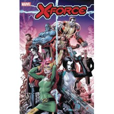 X-FORCE #1 DX @S