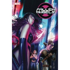 FALLEN ANGELS #1 DX @S