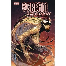 SCREAM CURSE OF CARNAGE #1 @T