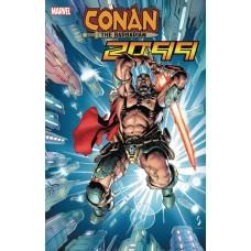 CONAN 2099 #1 @D