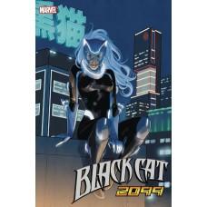 BLACK CAT #6 NOTO 2099 VAR @D
