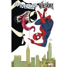 SPIDER-MAN & VENOM DOUBLE TROUBLE #1 (OF 4) @D