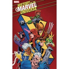 HISTORY OF MARVEL UNIVERSE #5 (OF 6) @D