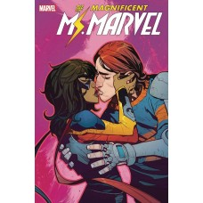 MAGNIFICENT MS MARVEL #9 @D