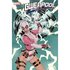 GWENPOOL STRIKES BACK #4 (OF 5) @D