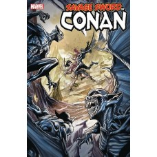 SAVAGE SWORD OF CONAN #11 @D