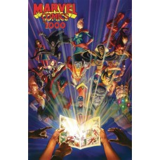 MARVEL COMICS 1000 HC @D
