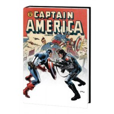 CAPTAIN AMERICA HC WINTER SOLDIER MARVEL SELECT @D