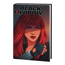 BLACK WIDOW POSTCARD BOOK HC @D