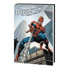 AMAZING SPIDER-MAN STRACZYNSKI OMNIBUS HC VOL 02 @D