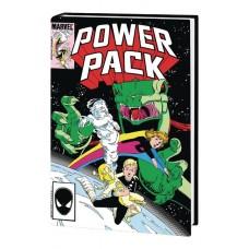 POWER PACK CLASSIC OMNIBUS HC VOL 01 @D