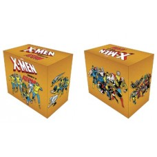 X-MEN CHILDREN OF ATOM HC BOX SET SLIPCASE @G