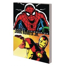 MARVEL VISIONARIES TP JOHN ROMITA JR @D