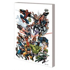 MARVEL MONOGRAPH TP ART OF ED MCGUINNESS @D