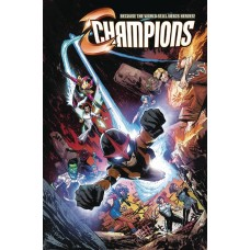 CHAMPIONS BY JIM ZUB TP VOL 02 @D