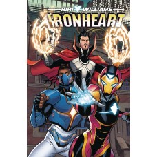 IRONHEART TP VOL 02 TEN RINGS @D