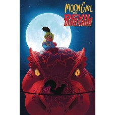 MOON GIRL AND DEVIL DINOSAUR TP VOL 08 YANCY STREET LEGENDS @D