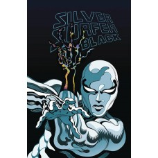 SILVER SURFER BLACK TP TREASURY EDITION @D