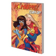 MS MARVEL TEAM-UP TP @S