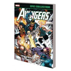 AVENGERS EPIC COLLECTION TP GATHERERS STRIKE @D