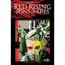 PIERCE BROWN RED RISING SON OF ARES HC VOL 02 @D