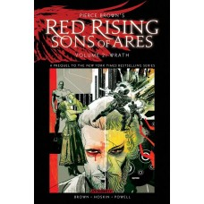 PIERCE BROWN RED RISING SON OF ARES HC SGN ED VOL 02 @D