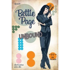 BETTIE PAGE UNBOUND #8 CVR D QUALANO @D