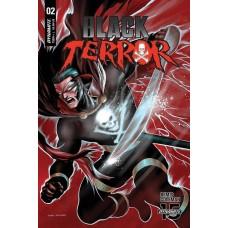 BLACK TERROR #2 CVR C KIRKHAM @D