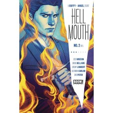 BUFFY VAMPIRE SLAYER ANGEL HELLMOUTH #2 CVR A FRISON @D