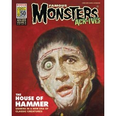 FAMOUS MONSTERS ACK-IVES #2 HOUSE OF HAMMER SDCC EXC @F