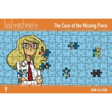 BAD MACHINERY POCKET ED GN VOL 09 CASE OF THE MISSING PIECE @D