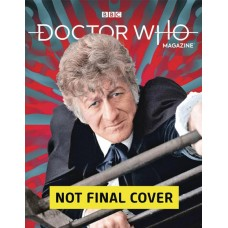 DOCTOR WHO MAGAZINE #545 @F