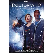 DOCTOR WHO 13TH HOLIDAY SPECIAL #1 CVR B PHOTO @U