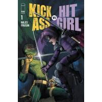 KICK-ASS VS HIT-GIRL #1 (OF 5) CVR A ROMITA JR (MR)