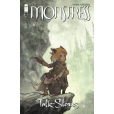MONSTRESS TALK-STORIES #1 (OF 2) (MR)