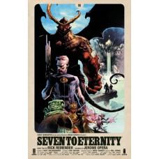 SEVEN TO ETERNITY #14 CVR A OPENA & HOLLINGSWORTH (MR)