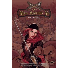 A MAN AMONG YE TP VOL 01
