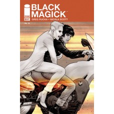 BLACK MAGICK #16 (MR)