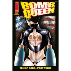 BOMB QUEEN TRUMP CARD #3 (OF 4) CVR A ROBINSON (MR)