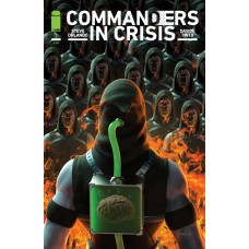 COMMANDERS IN CRISIS #2 (OF 12) CVR B MEYERS (MR)