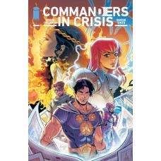 COMMANDERS IN CRISIS #2 (OF 12) CVR C BRAGA (MR)