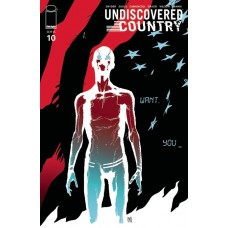 UNDISCOVERED COUNTRY #10 CVR B SORRENTINO (MR)