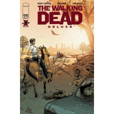 WALKING DEAD DLX #2 CVR B MOORE & MCCAIG (MR)