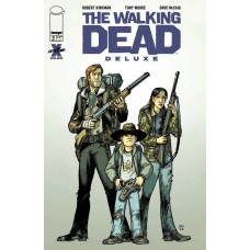 WALKING DEAD DLX #3 CVR B MOORE & MCCAIG (MR)