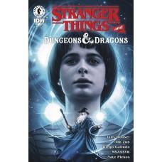 STRANGER THINGS D&D CROSSOVER #1 CVR B DITTMANN