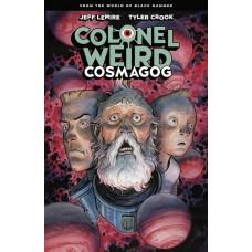 COLONEL WEIRD COSMAGOG TP (C: 0-1-2)