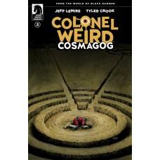 COLONEL WEIRD COSMAGOG #2 (OF 4) CVR A CROOK